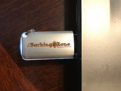 The Barking Zone Dog Training Flash Drive